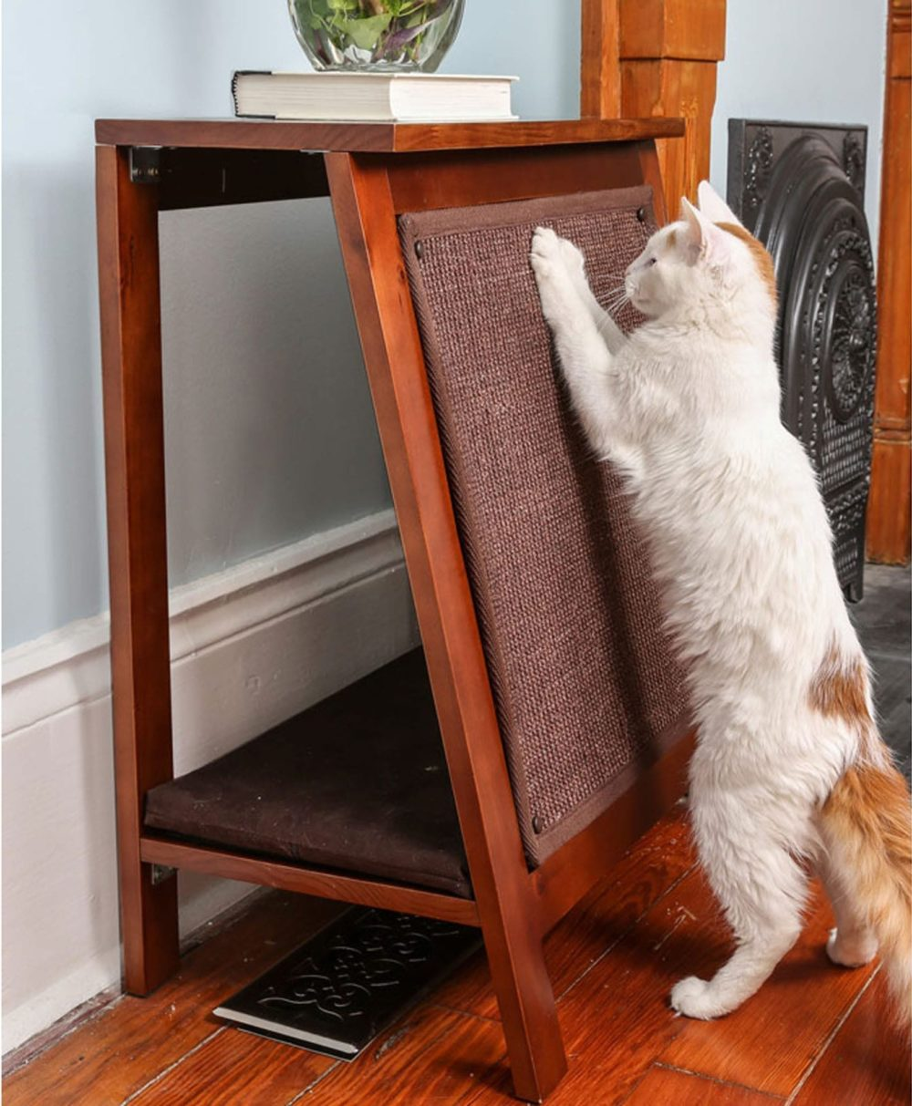 A-Frame Cat Scratcer