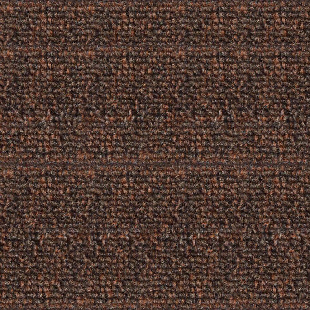 Lotus Cat Tower Carpet Set - Brown