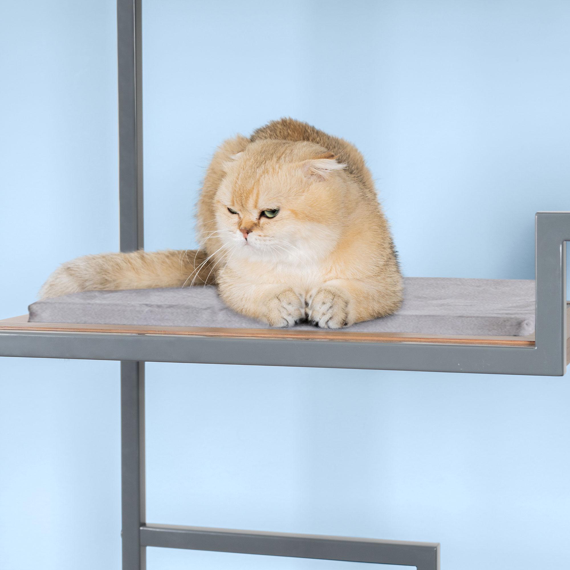 Grey Cushion for Metropolitan Cat Condo