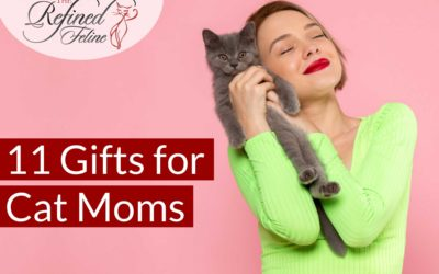 Gifts for Cat Moms