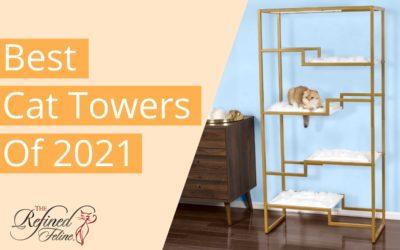 Best Cat Towers, Cat Trees, & Cat Condos of 2021